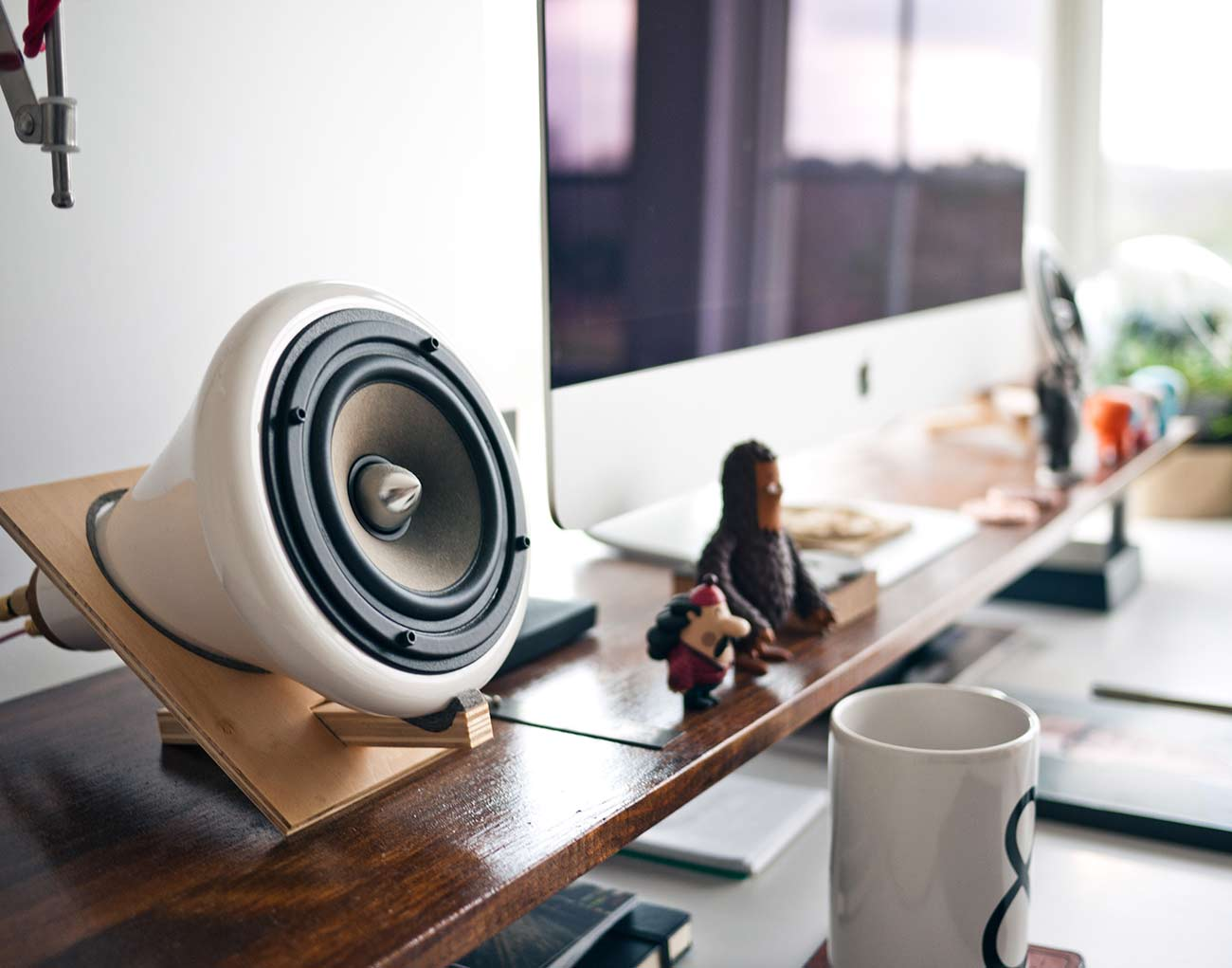 Perfect way to decorate your work space