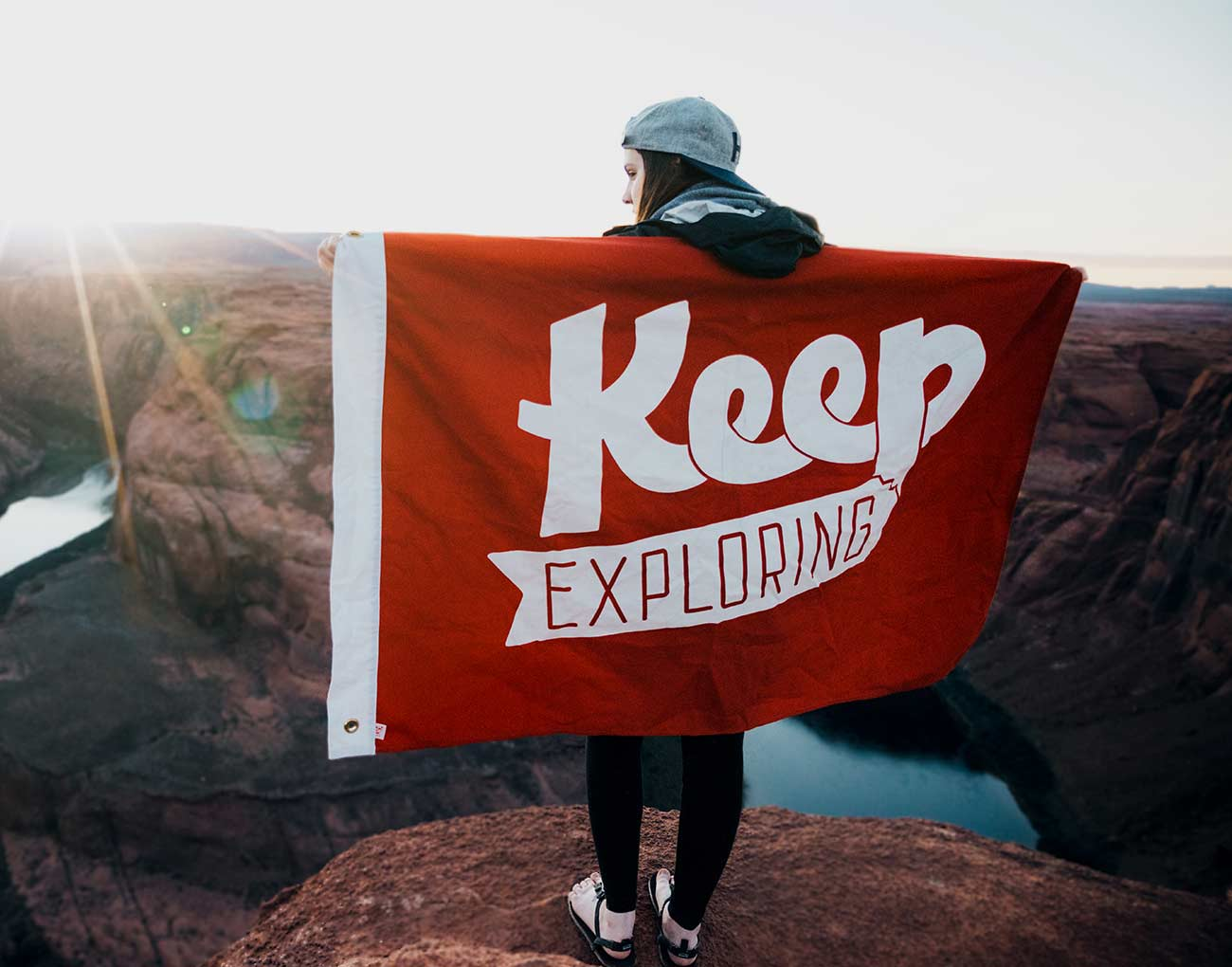 Keep Exploring Every Part Of The World
